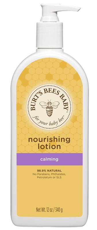 Burt's Bees Baby Nourishing Lotion Calming