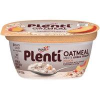 Yoplait® Plenti™ Peach Oatmeal With Greek Yogurt