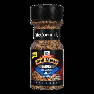 McCormick® Grill Mates® Smoky Montreal Steak Seasoning