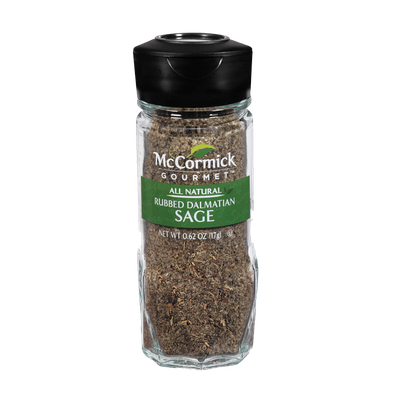 McCormick Gourmet™ Organic Sage, Dalmatian