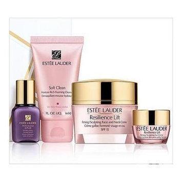 Estée Lauder Lifting/firming Essentials with Travel-size Cosmetics Bag
