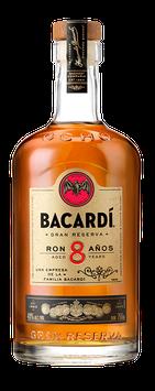 Bacardi Gran Reserva 8 Anos Rum