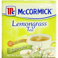 McCormick® Lemongrass Tea Bags