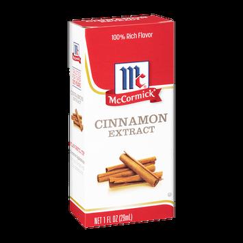 McCormick® Cinnamon Extract