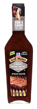 McCormick® Grill Mates® Smoky Montreal Steak Sauce