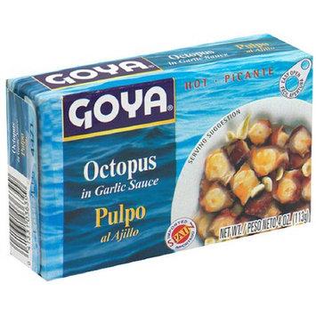 Goya Premium Jumbo Squid in Garlic Sauce