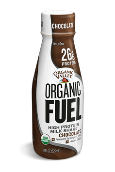 Organic Valley® Chocolate Organic Fuel Protein Shake