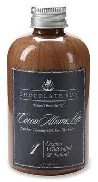 Chocolate Sun Cocoa Illume Lite Tanning Face Gel