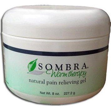 Grampas Garden Grampa's Garden - Sombra Warm Therapy Natural Pain Relieving Gel - 8 oz.