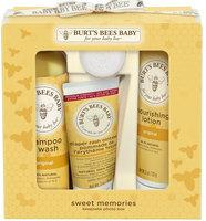Burt's Bees Baby Sweet Memories Gift