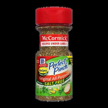 McCormick® Perfect Pinch® Salt Free Original All-Purpose Seasoning