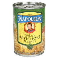 Napoleon Whole Artichokes, 13.75-Ounce Tin (Pack of 6)