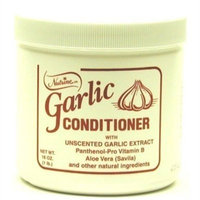 Nutrine Garlic Conditioner 16oz Jar Unscented