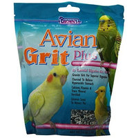 Fm Browns Brown's Avian Grit Plus with Licorice Scent, 20-Ounce