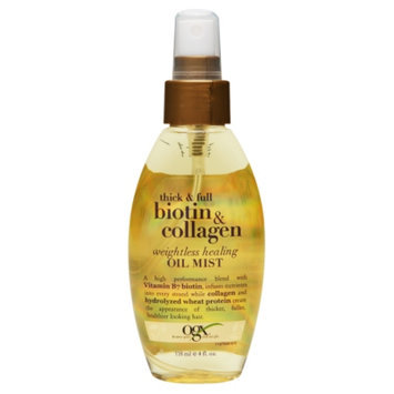 OGX® Thick And Full Biotin And Collagen Oil Mist