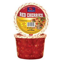 Pennant Red Cherries, Whole, 16 Ounce Tubs (Pack of 3)