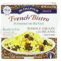 St Dalfour St. Dalfour Gourmet On The Go, Ready to Eat Whole Grain with Beans, 6.2-Ounce Tins (Pack of 6)