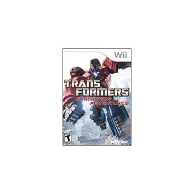 Activision Transformers: Cybertron Adventures