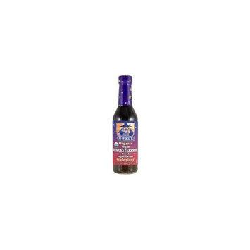 The Wizard's Organic Vegan Worcestershire Sauce, 10 oz. Bottle