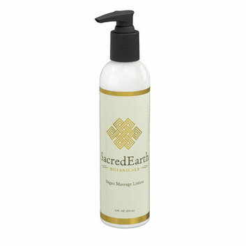 3- Point Products SacredEarth Botanical Organic Lotion