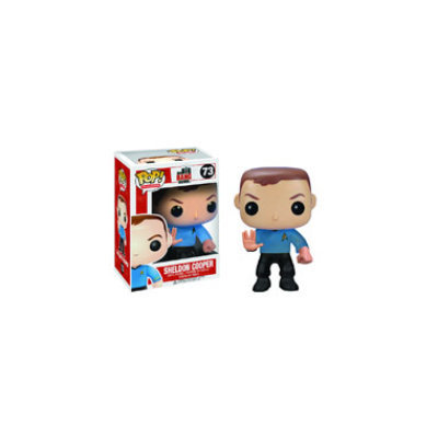 Diamond Comics POP Star Trek Sheldon Vinyl Figure