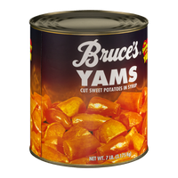 Bruce's Yams Cut Sweet Potatoes In Syrup