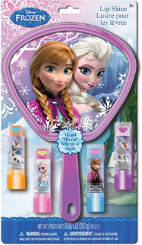 Disney Frozen Lip Shine & Mirror Cosmetic Set