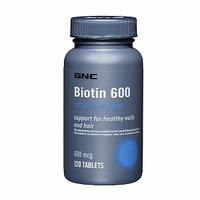 GNC Biotin 600