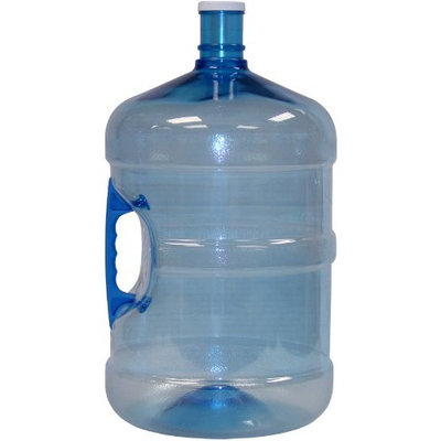American Made Water Bottle, 5-Gallon, Blue