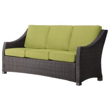 Wicker Sofa: Threshold Lime Green Patio Furniture, Belvedere