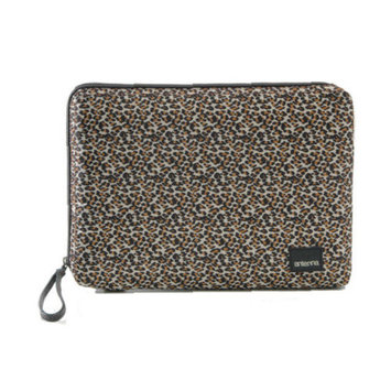Antenna Classic Leopard Laptop Sleeve for Macbook