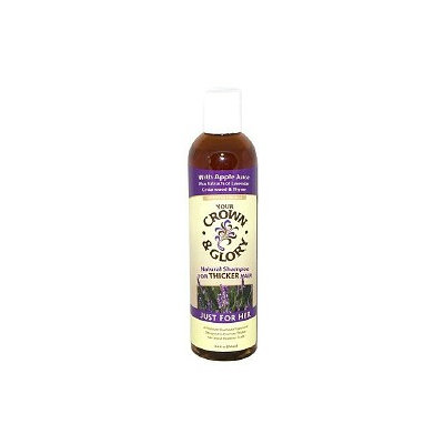 Your Crown & Glory Natural Hair Care Shampoo for Thicker Hair