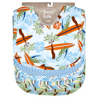 Trend Lab Surf's Up 5-Pack Bib Set