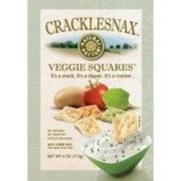 Natural Nectar Veggie Squares 4 oz.(Pack of 9)