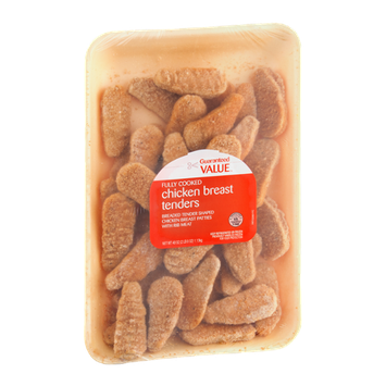 Guaranteed Value Chicken Breast Tenders Fully Cooked