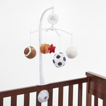 Nojo NoJo Infant Boy's Musical Mobile High Five - CROWN CRAFTS INFANT PRODUCTS, INC.