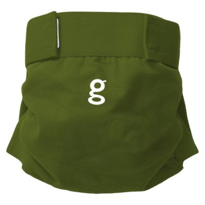 gDiapers gPants Galoshes Green - Size Large