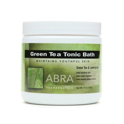 Abra Green Tea Tonic Bath