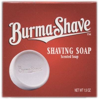 Burma Shave Shaving Soap Scented Soap 1.5 Oz