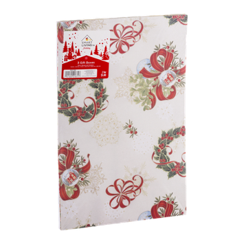 Smart Living Holiday Gift Boxes - 3 CT