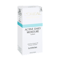 L'Oréal Paris Active Daily Moisture Lotion with SPF 15 Sunscreen