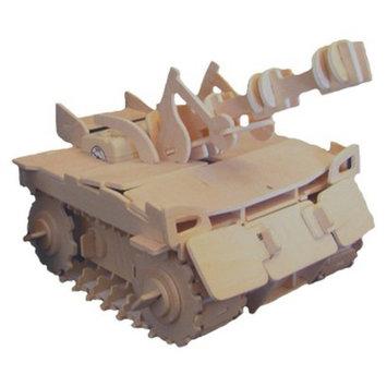 Regal Robotime 3D Wooden Robotic Puzzle Tank