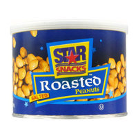 Star Snacks Roasted Peanuts - Salted, 5 oz