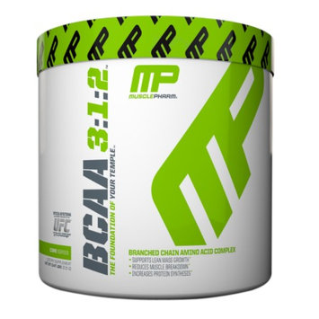 MusclePharm BCAA 3:1:2 Powder Unflavored