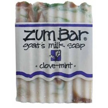 Indigo Wild - Zum Goats Milk Soap Bar Clove Mint 3 oz.