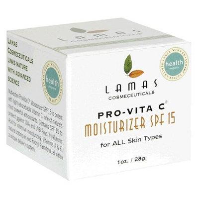 Lamas Beauty Moisturizer SPF 15, Pro-Vita C, for All Skin Types