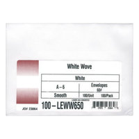 Leader Paper Products A6 Envelopes 100-pk.