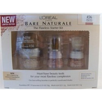 L'Oréal Paris Bare Naturale, The Flawless Starter Kit