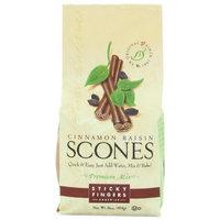 Sticky Fingers Bakeries Scones Cinnamon Raisin, 16-Ounce (Pack of 3)