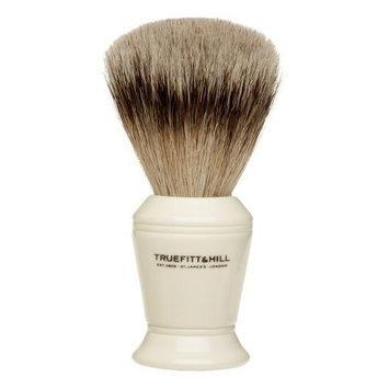 Truefitt & Hill Ivory Carlton Super Badger Hair Shave Brush